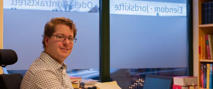 Jon Martin Jakobsen ønskes velkommen i vårt team